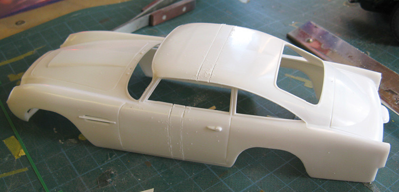 Aston Martin DB4GT In 1/24